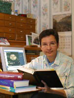 Photo of classical homeopath Valerie Sadovsky in Seattle, WA